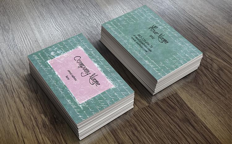 Business card portfolio categories angela pranarova graphic designer business card beauty colourmoves